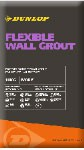 Polymer modified wall grout for use with all tile types.