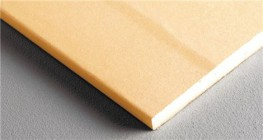 The UK's first gypsum based board for use in high humidity or wet applications. Ideal as a tile backing board for bathrooms, can also be used as an external sheathing board. The board complies with PR EN 15283 Part 1. The Board is Composed of Aerated Calcium...