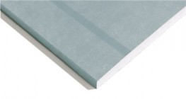 For superior acoustic performance. It complies with BS 1230 Type 1 and BS EN 520 Types D and I. The board is composed of Aerated Calcium sulphate di-hydrate with fillers and fibres enclosed inside tough liner papers with bound edges. Core and papers are bonded...