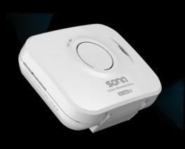 Battery Powered Carbon Monoxide Alarm image