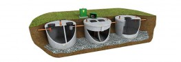 The Moving Bed Biological Reactor (MBBR) from Anua is a robust package treatment plant that offers simplicity of design, installation and operation.