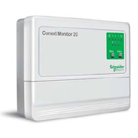 Conext™ Monitor 20 is a compact monitoring and control unit. This data logger allows simple configuration and operation. Connecting the data logger to the internet allows the operating data to be visualised and monitored regardless of location using the web ...