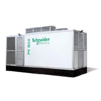PV Box -  Central solutions - Schneider Electric
