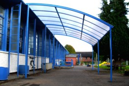 Devoke Junior Free Standing Canopy image