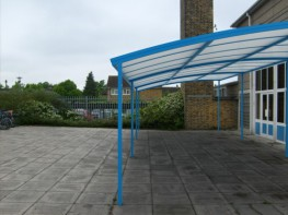 Devoke Junior Free Standing Canopy - Able Canopies