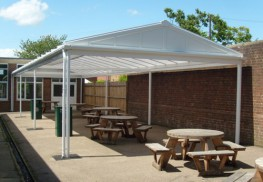 Ullswater Apex Free Standing Canopy image
