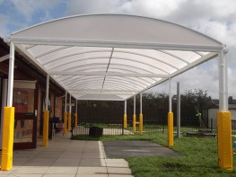 Welford Dome Free Standing Canopy image