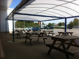 Welford Dome Free Standing Canopy - Able Canopies