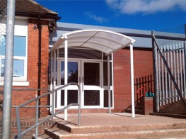 Whiteside Free Standing Canopy - Able Canopies