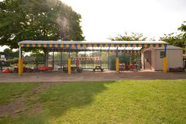 Welford Dome Junior Free Standing Canopy - Able Canopies