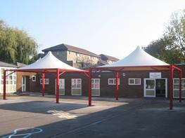 Codale Conic Tensile Fabric Structure - Able Canopies