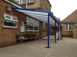 Coniston Walkway - Able Canopies