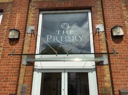 Able Canopies Glass Entrance Canopies add a prominent focal point to any building. Our bespoke designs are produced with your requirements in mind ensuring you receive a glass entrance canopy that is aesthetically pleasing, practical and that meets your budget...