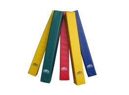 Post pads are the ideal solution for protecting young children from bumping into exposed posts. They help to improve safety within your outdoor play & learning area.  They can also add further style and colour to your canopy structure transforming it into a welcoming & safe area.  Our Single Post pads will fit 80mm x 80mm posts and are filled with high impact absorbing foam to help provide protection from knock and bumps.  They are designed specifically for the school & early year's environment and are therefore encased within the highest quality, reinforced PVC outer material and are secured to the posts with industrial strength Velcro.  Please note - Prices shown include VAT