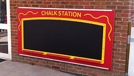 Large Chalk Station - Able Canopies