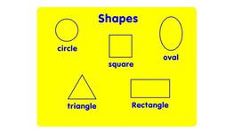 Shapes Education Activity Panel image