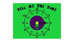 Tell Me The Time Play Panel image