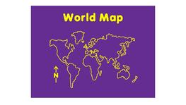 World Map Play Panel image