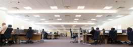 Ceiling tiles - Acoustics at Work