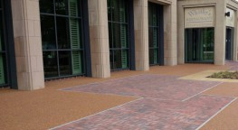 Terrabound Resin Bound Surfacing is our commercial grade resin bound surfacing system, introduced to provide a more cost effective solution for large and small projects.Terrabound is available in a select range of natural aggregates and provides a seamless, ...