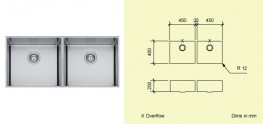 Made to Measure Series A Sinks - GEC Anderson