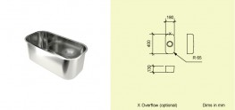 Made to Measure Standard Sink Bowls and Basins - GEC Anderson