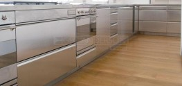 GEC Anderson Stainless Steel Cabinets image
