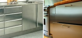 GEC Anderson Stainless Steel Cabinets - GEC Anderson