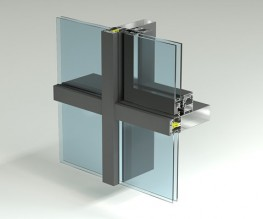 Designed to be used in our Façade TB50 system this thermally broken insert sash does not interrupt the sight lines of the curtain wall grid. Designed to be concealed this thermally broken top hung open out sash is fully tested to BS6375 and comes complete wit...