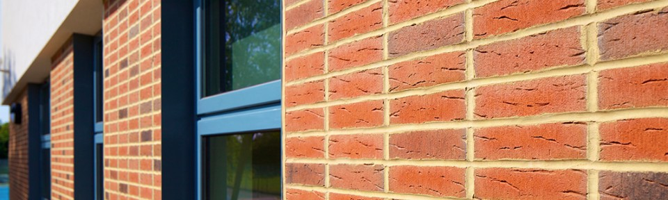 Gebrik Insulating Brick Cladding System By Aquarian