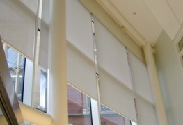 Astralux 3000 Roller Blind Systems image