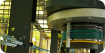 Flexisteel® elevator cable is an innovative traction member for electric machine roomless lifts (MRL) and lift renovation projects.  It consists of a high tensile steel wire elevator rope covered with a thermoplastic coating.  The combination of these prope...