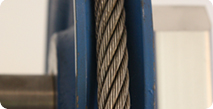 Range of high carbon wires for elevator rope applications according to EN-10264-2 or according to customer specs.Mainly bright phosphated wire. (redrawn galvanized wire available as well).Tensile strength ranges: 1370N/mm2 - 1570N/mm2 - 1770N/mm2.Full wi...