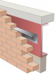 Bespoke UK Manufactured Masonry Support Systems (Hot Dip Galvanized - optional) image