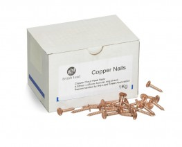 Copper Nails image