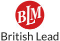 BLM British Lead logo