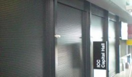 Sonaroll Acoustic Roller Shutters image