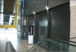 Fireroll Acoustic Roller Shutters image