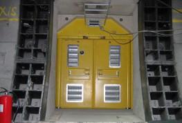 Tunnel doors image