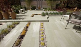 Elite Polished Sandstone makes a majestic entrance to any garden with the smooth, sleek edge finish adding a touch of class and perfection to this range of premium sandstone paving.Mixed sized paving patio pack.Planks....