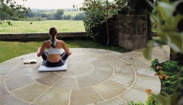 Limestone's elegance and warmth suits both traditional and contemporary settings.Our Style Limestone is all cut to standard thicknesses for ease of installation whilst retaining its natural strength and durability.Mixed size paving patio pack.Circle with ...