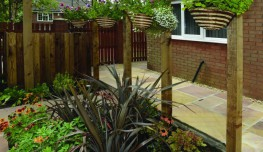 Every piece of hand crafted Indian Sandstone has its own unique character. Our calibrated Creative Sandstone paving is accurately sawn to an even thickness to enable quick and easy installation.The wide selection of options in this range allows you to be as c...