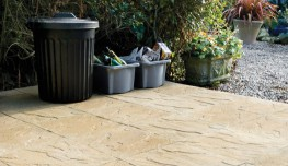 Available in both smooth and riven options, this functional, economical paving suits utility areas perfectly. Colours and face finishes may vary. For areas requiring greater style, use products such as Westminster, Canterbury or Bronte....