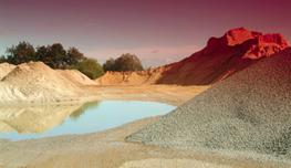 INDUSTRIAL AGGREGATES image