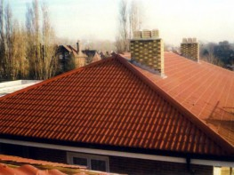 Boldroll - Roof Cladding image