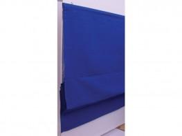Cotton Roman Blind 175cm drop  Light Lilac image