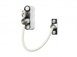 Cardea British Standards Approved Premium Cable Window Restrictor - Cardea Solutions (UK) Ltd