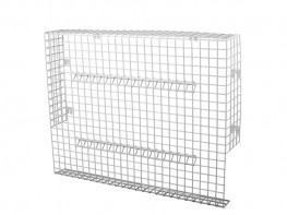 Bespoke British Made High Quality Wire Mesh Safety Guards for Radiator & Wall Heaters - Cardea Solutions (UK) Ltd
