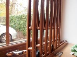 Classic Retractable Security Grilles for Windows & Doors - Cardea Solutions (UK) Ltd
