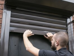 Security Roller Shutters for Windows & Doors with Manual or Automatic Operation image